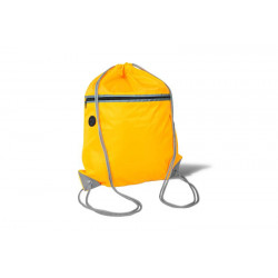 Reflective sports bag with...