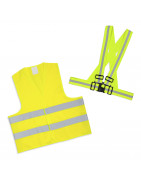 Reflective Vests & Harness for Adults